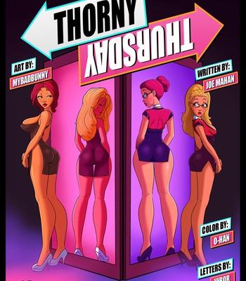 Porn Comics - Thorny Thursday
