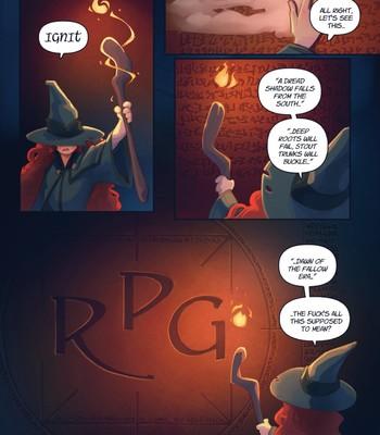 Porn Comics - R.P.G. (ongoing)