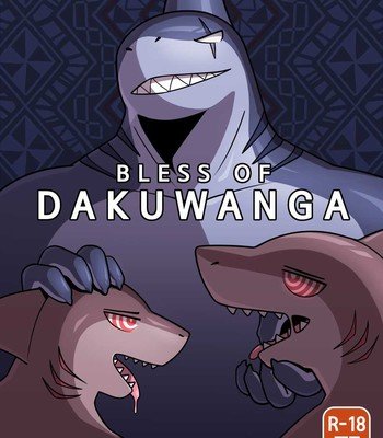 Porn Comics - Bless Of Dakuwanga