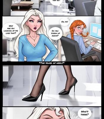 Comics nude HOT SEX