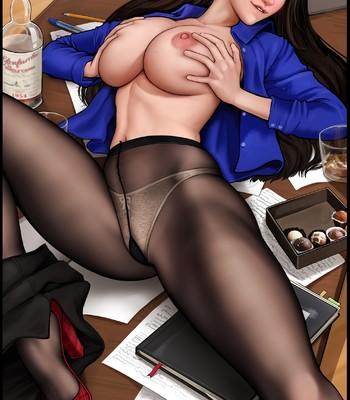The Inspection comic porn sex 007