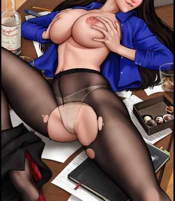The Inspection comic porn sex 008