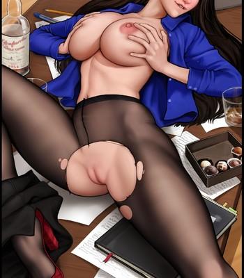 The Inspection comic porn sex 009