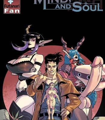 Porn Comics - Body Mind and Soul