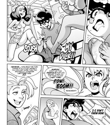Hot Shit High Chapter 2 comic porn sex 024