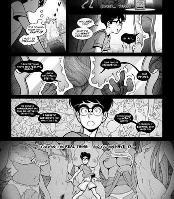 Hot Shit High Chapter 2 comic porn sex 033