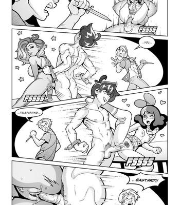 Hot Shit High Chapter 2 comic porn sex 047