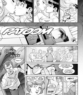 Hot Shit High Chapter 2 comic porn sex 072