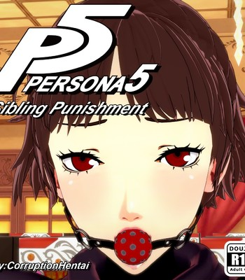 Porn Comics - Sibling Punishment