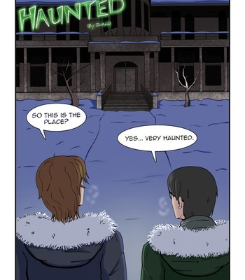 Porn Comics - Haunted (ongoing)