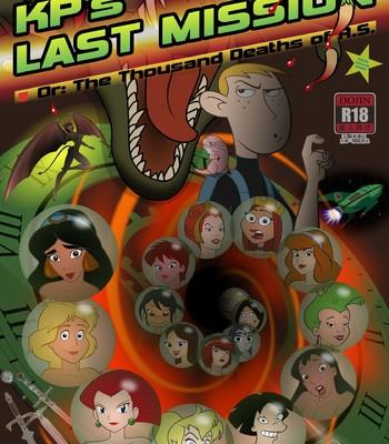 Porn Comics - KP's Last Mission