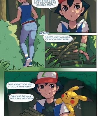 POKIEMEN – FUTA LEAGUE (on hiatus) (Pokemon) [English] comic porn sex 004
