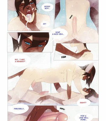 Cats love water Chapter 1-6 ( ongoing ) comic porn sex 087
