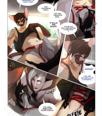 Cats love water Chapter 1-6 ( ongoing ) comic porn sex 173