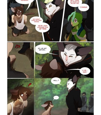 Cats love water Chapter 1-6 ( ongoing ) comic porn sex 217