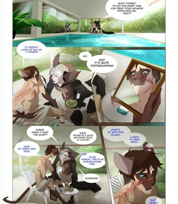 Cats love water Chapter 1-6 ( ongoing ) comic porn sex 221