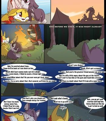Blazing a trail comic porn sex 069
