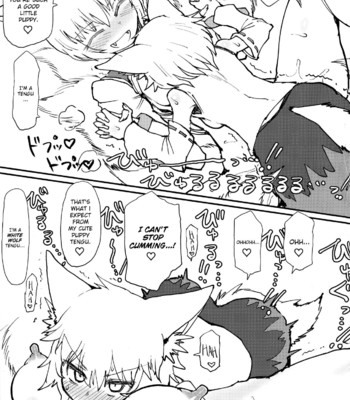 Hokahoka Kitsune Futon comic porn sex 012