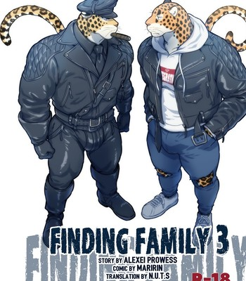 Porn Comics - Finding Family 3