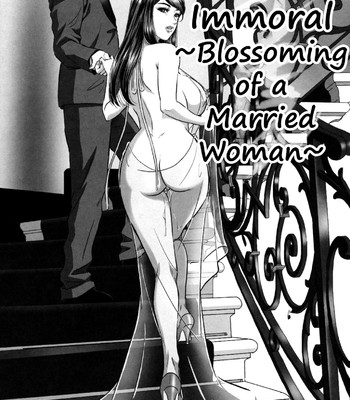 Porn Comics - Blossoming of a Married Woman