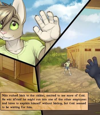 CATastrophe comic porn sex 069