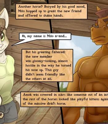 CATastrophe comic porn sex 086