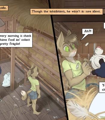 CATastrophe comic porn sex 097