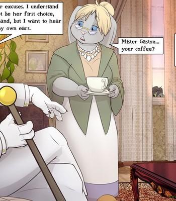 CATastrophe comic porn sex 106