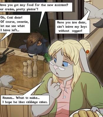 CATastrophe comic porn sex 117