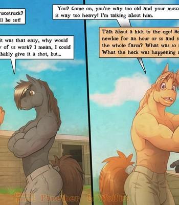 CATastrophe comic porn sex 281