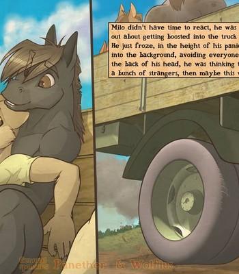 CATastrophe comic porn sex 315