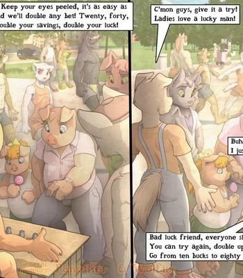 CATastrophe comic porn sex 323