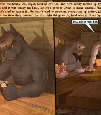 CATastrophe comic porn sex 382