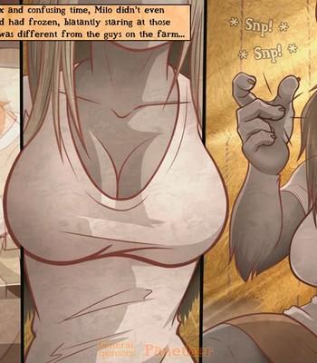 CATastrophe comic porn sex 409