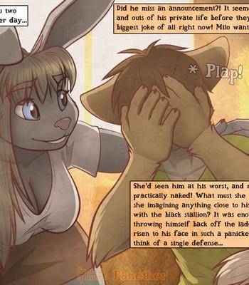 CATastrophe comic porn sex 411