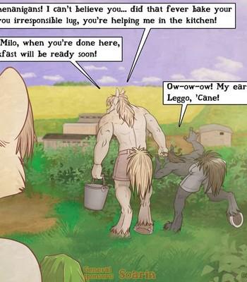 CATastrophe comic porn sex 701