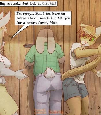 CATastrophe comic porn sex 760