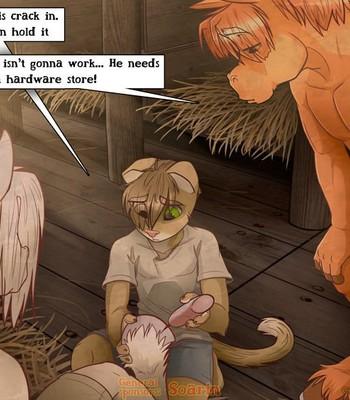 CATastrophe comic porn sex 763
