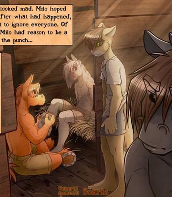 CATastrophe comic porn sex 765