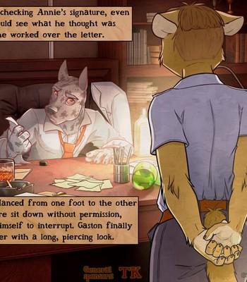 CATastrophe comic porn sex 805