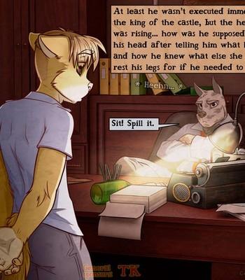 CATastrophe comic porn sex 806
