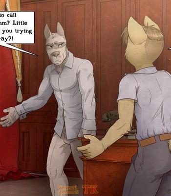 CATastrophe comic porn sex 829
