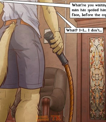 CATastrophe comic porn sex 834
