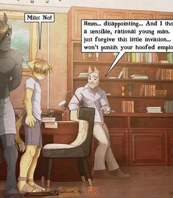 CATastrophe comic porn sex 837