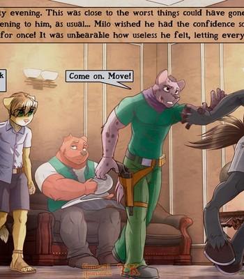 CATastrophe comic porn sex 845