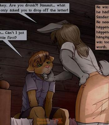 CATastrophe comic porn sex 859
