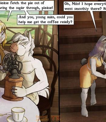 CATastrophe comic porn sex 951