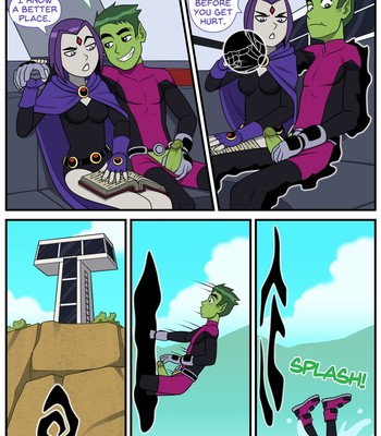 Teen Titans – Emotion Sickness (ongoing) comic porn sex 031
