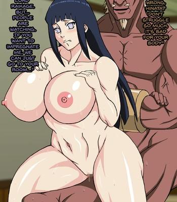 Byakugan Hime VS Tanetsuke Taihou comic porn sex 065