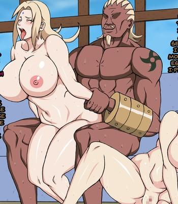 Byakugan Hime VS Tanetsuke Taihou comic porn sex 106